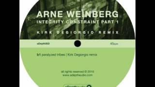 Arne Weinberg - Paralyzed Tribes (Kirk Degiorgio Remix) - aDepth audio