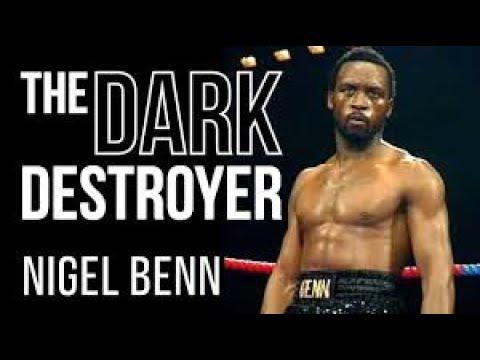 Boxing World Champion Boxer Nigel Benn shares his LifeStory
