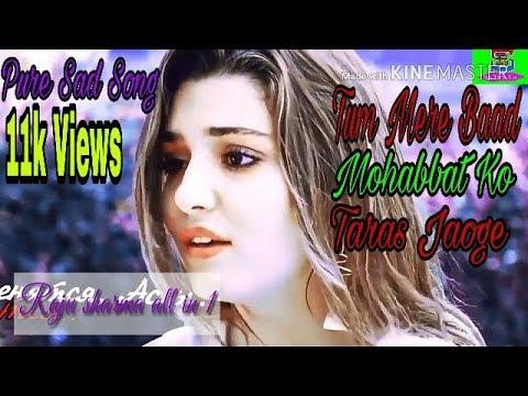 Tum Mere Baad Mohabbat Ko Taras Jaoge.HD Video Song