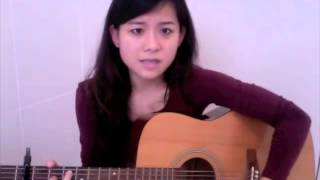 Almost Lover - A Fine Frenzy (Acoustic Guitar Cover by Florence Cheng)
