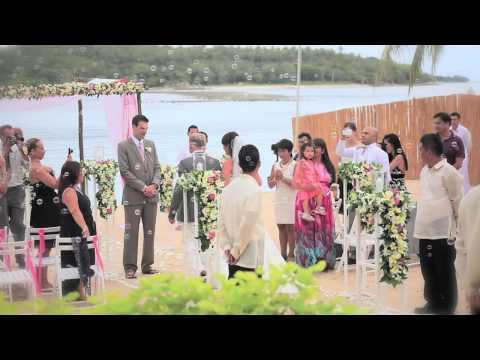 Nora Beach Koh Samui Thailand Wedding Hightlights Jessica + Joey