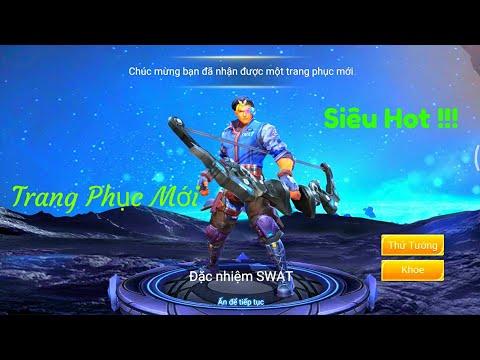 [Gcaothu] Trang phục Hot Yorn Đặc Nhiệm SWAT ra mắt - Bất ngờ với hiệu ứng kĩ năng đẹp Mê Ly