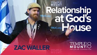 "Zac Waller ""Relationship at God's House"" 