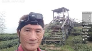 20170416溪頭山縱走竹崙山