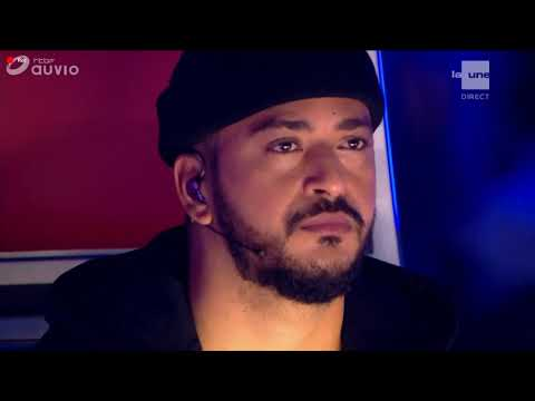 "Eliot: ""Wake Up"" on the The Voice Belgique"