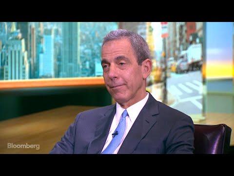 Blackstone's Goodman on High Yield, Insurance and CDS Rules