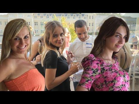 Women in Ukraine Dazzle Foreign Men at Speed Dating Event