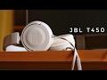 JBL T450 Review!
