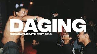 Download Video SURABAYA DEATH FEST 2018 - Daging [OFFICIAL LIVE VIDEO] MP3 3GP MP4