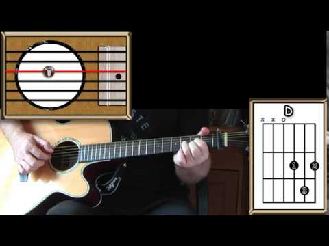 Everyday - Buddy Holly - Acoustic Guitar Lesson (easy-ish)