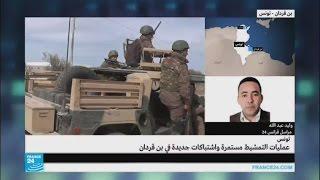 """تونس: مقتل """"إرهابيين"""" وجندي في اشتباكات في بن قردان"""