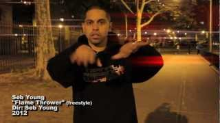 "Seb Young - ""Flame Thrower"" Freestyle 2012"