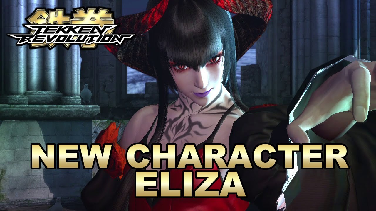 eliza character