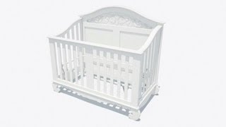 chelsea lifetime crib to full bed assembly instructions
