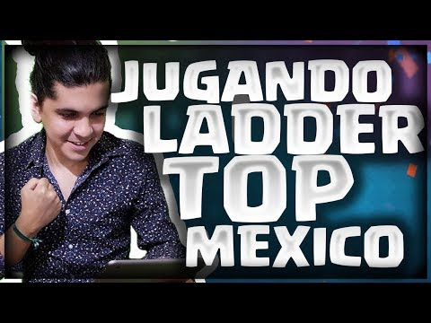 LADDER TOP MEXICO! DARK LIGHT VS ROCKSTAR JAJA!