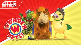 WONDER PETS THEME SONG REMIX PROD BY ATTIC STEIN