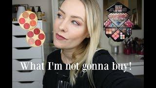 Anti Haul | Makeup I