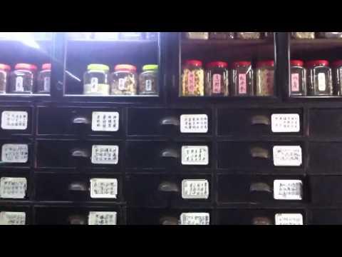 Chinese Medicine Shop, Myanmar