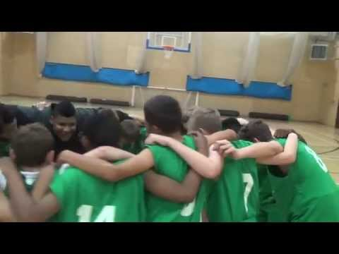 George Salter Academy u14 Basketball Highlights (03/11/15)
