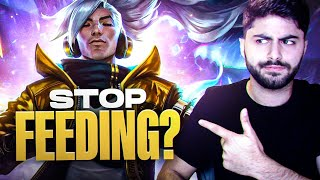 Yassuo | DON'T TELL ME TO STOP FEEDING!