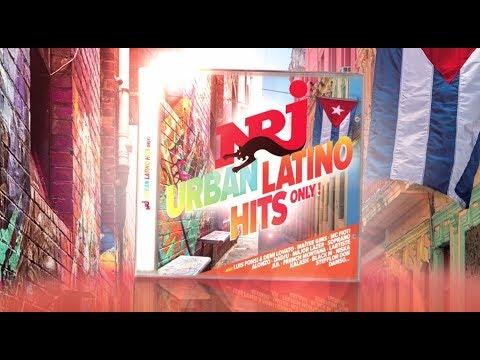 NRJ URBAN LATINO HITS ONLY ! sortie commerciale le 23 février 2018