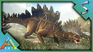 ARKS STEGOSAURUS IS GETTING A TLC!  ARK Survival Evolved News