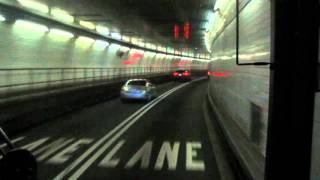 NYCTA Bus - Rare X17 Reroute Via Holland Tunnel