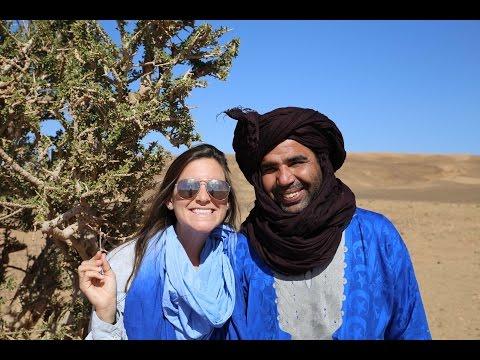 SAHARA DESERT to MARRAKECH, Morocco