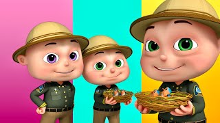 Zool Babies Series - Saving Forest Episode | Videogyan Kids Shows | Cartoon Animation For Children