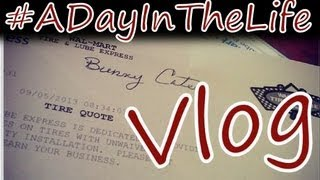 Vlog 1 - Sept 5 2013 #ADayInTheLife Thumbnail