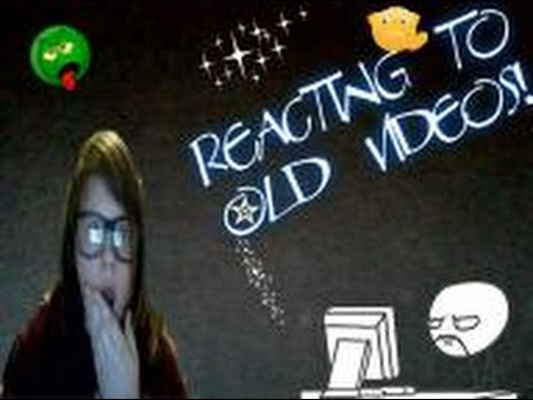 So embarresing~Reacting to old videosJamie Noel