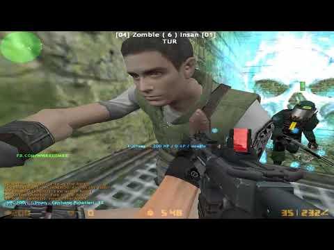 Counter Strike 1.6 Zombi Escape | World War`Z
