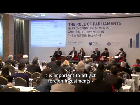 Regional Parliamentary Conference on State Aid, Competition and Foreign Direct Investments - PANEL 3
