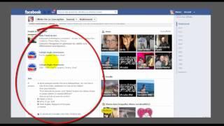 Facebook, ce que voient vos amis de votre profil