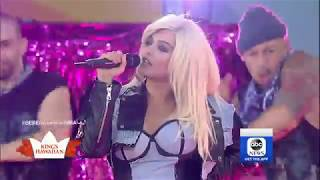 "Bebe Rexha: ""I'm a Mess"" - Live at Good Morning America"