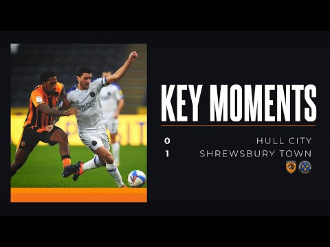 Hull Shrewsbury Goals And Highlights