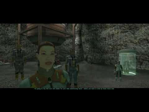 Knights of the Old Republic 2   S1E10 and 11 Defense of Khoonda