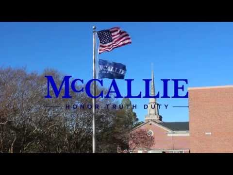 Happy Thanksgiving - McCallie School Students