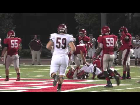 Week 4 Football: Montgomery Bell Academy at Brentwood Academy
