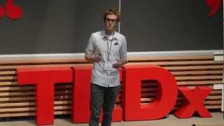 Social Capital & the No Tankers Movement: Ryan Vandecasteyen at TEDxTerryTalks 2012