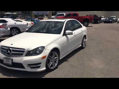 2013 MERCEDES C-250 JUST FOR YOU CAROL