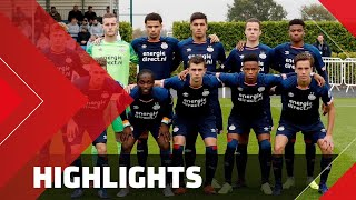 SAMENVATTING | TOTTENHAM O19 - PSV O19