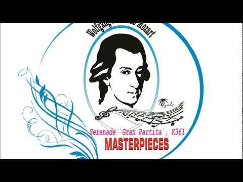 """Original Audio CD """" Serenade `Gran Partita`, K361"""" Wolfgang Amadeus Mozart"""