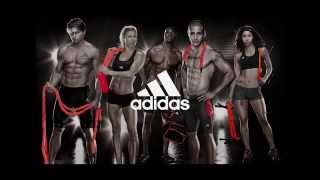 Adidas- Vertical Jump Trainer: 蹲跳 Jump Squat