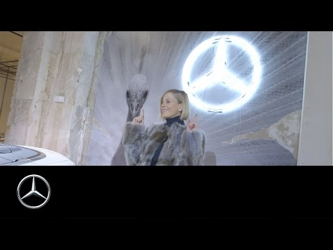 Stardrive: Susie Wolff at Mercedes-Benz Fashion Week in Berlin – Mercedes-Benz original