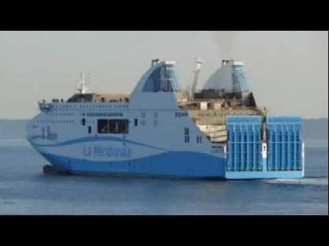 Brodosplit delivers Ro-Pax vessel