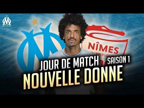 OM 2-1 Nîmes l Les coulisses de la victoire