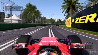F1 2017 Gameplay (PC HD) [1080p60FPS]