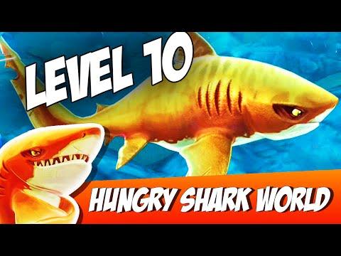 HUNGRY SHARK WORLD #03 = PERDÃO PELO VACILO (mobile PT/BR)