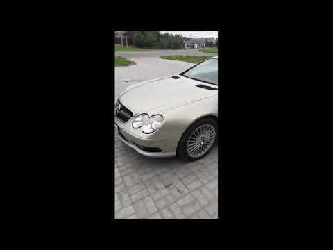 Полный Ремонт Гидроподвески SL55 R230  Слова Благодарности хозяина автомобиля Мне